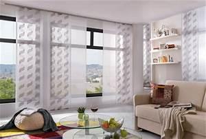 Vorhang Ideen Für Wohnzimmer : wohnideen gardinen wohnzimmer ~ Michelbontemps.com Haus und Dekorationen