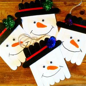 23 CUTE CHRISTMAS CRAFT IDEAS FOR KIDS - Godfather