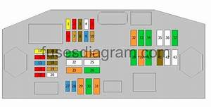 Bmw X5 Fuse Panel Diagram