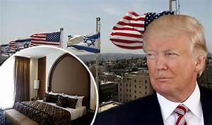 Donald Trump given 'ARMOURED HOTEL SUITE' in extensive ...