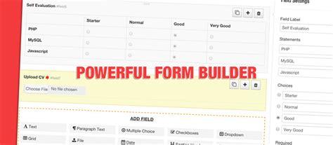 Eform Form Builder by The Ultimate Joomla Form Builder