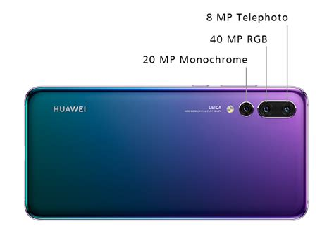 Huawei P20 Pro specs, review, release date - PhonesData