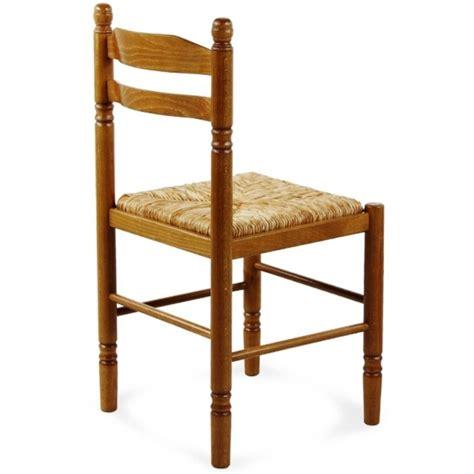 largeur bar cuisine chaise de salle à manger en bois paille jeanne 424