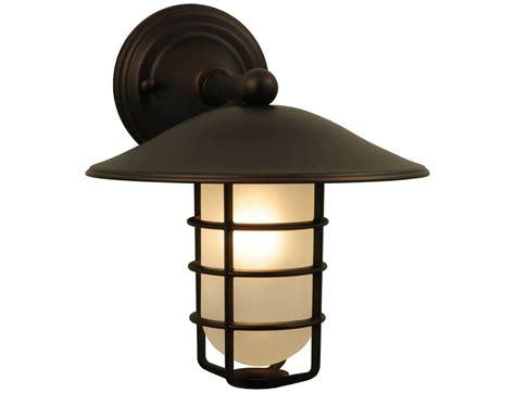 Meyda Tiffany Industrial Outdoor Wall Light |