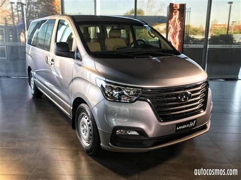 hyundai   la nueva  del furgon coreano