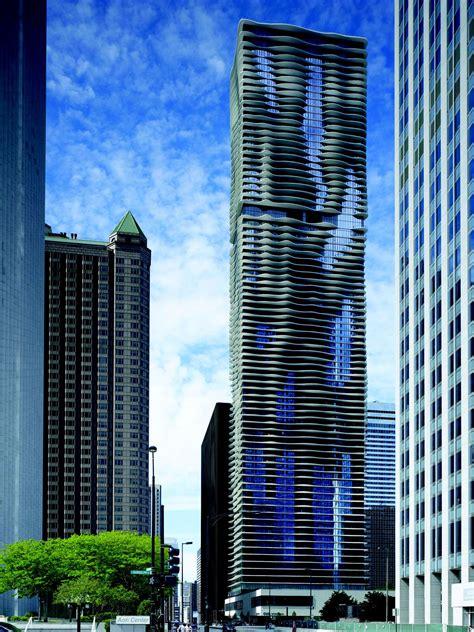 Aqua Tower - Architizer