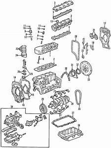 Pontiac Sunfire Engine Timing Cover Gasket Set  Front   Engine Timing Cover Gasket Set