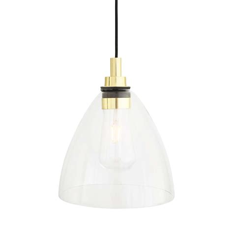 Caspian Bathroom Pendant Light Mullan Lighting