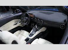 AllNew Audi TT and TTS Roadster Mark World Premiere in