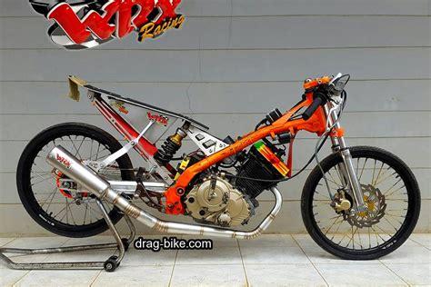 Foto Gambar Drag by 45 Foto Gambar Modifikasi Motor Satria Fu Drag Race Style