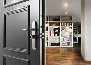 Renforcer Porte D Entrée : s curit de la maison comment renforcer sa porte d ~ Premium-room.com Idées de Décoration