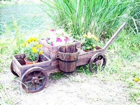 wooden garden products wooden garden planters wooden wagons planter carts garden wagons garden wagons china