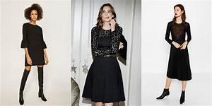 comment transformer une robe noire en robe de soiree With comment egayer une robe noire pour un mariage