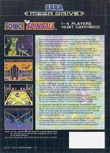 Sonic Spinball For Sega Genesis Sales Wiki Release
