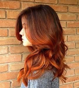 Ombré Hair Auburn : 60 auburn hair colors to emphasize your individuality ~ Dode.kayakingforconservation.com Idées de Décoration