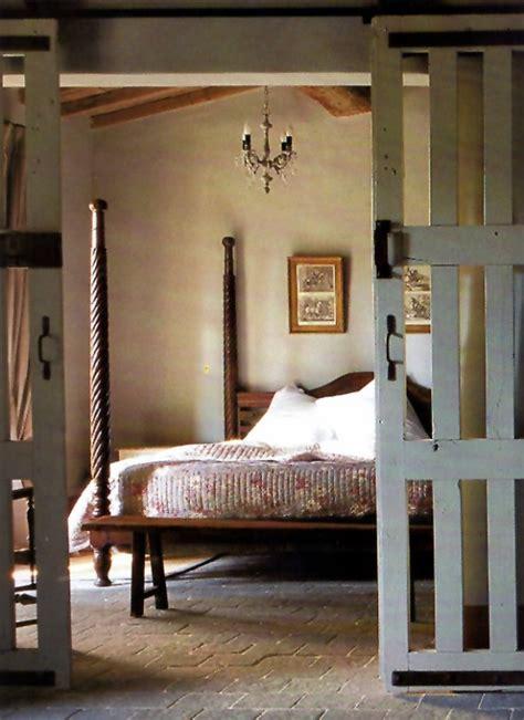 rustic barns bedroom design ideas