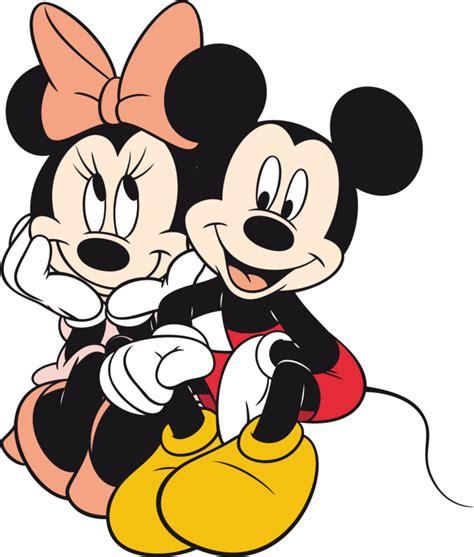 imagenes de mickey y minnie