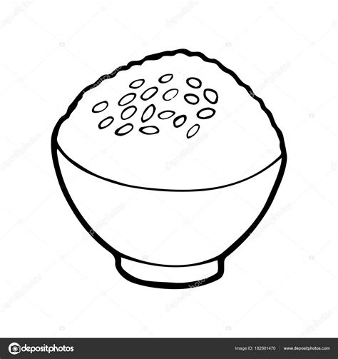 Coloring Rice by Operation Rice Bowl Coloring Pages Coloring Pages
