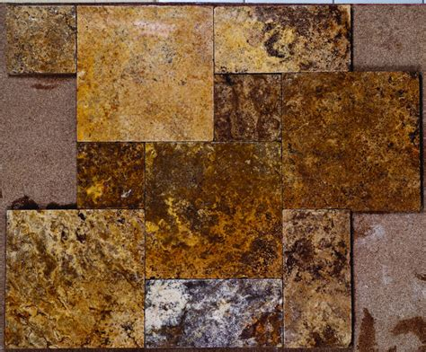 outdoor travertine scabas tumbled travertine for outdoors collections tumbled
