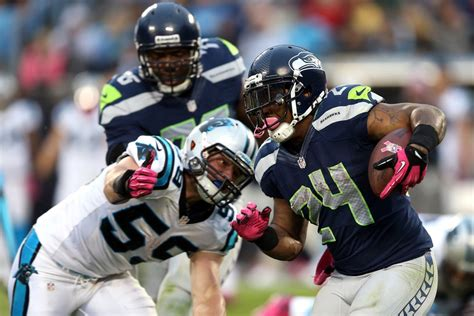 seahawks  panthers  strength  strength matchup