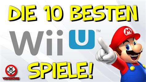 Die Besten Spiele Für Wii U