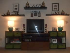 Placement of TV On Wall in Living Room