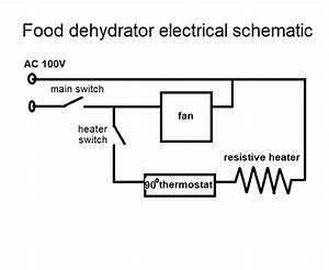 Excalibur Dehydrator Wiring Diagram