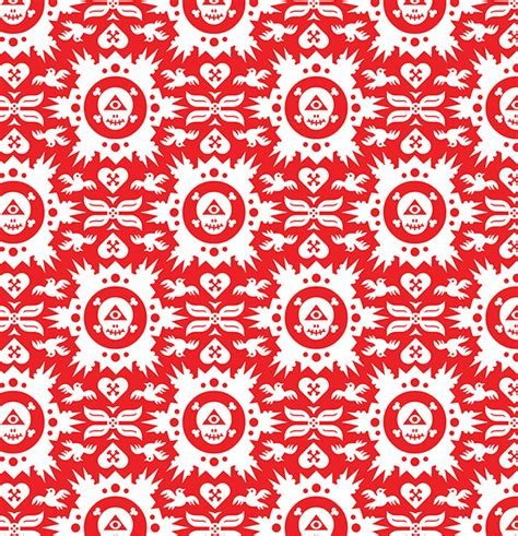 wrapping paper gone rogue knstrct