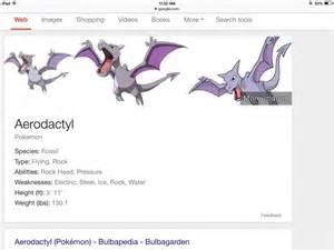 Fossil Pokemon Evolutions