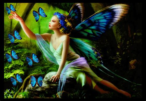 Beautiful Animated Fairies Wallpapers - animated wallpaper wallpapersafari