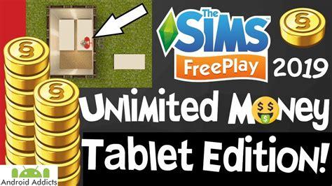 sims freeplay cheats  unlimited money ipad
