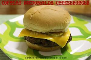 Fantastical Sharing of Recipes: Copycat McDonald's ...