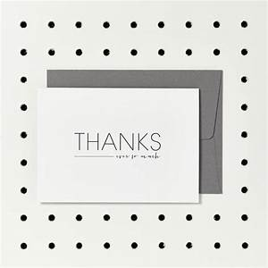 Black And White Cards Black And White Thank You Cards By Doodlelove