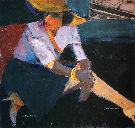 Richard Diebenkorn Abstract Expressionism And American