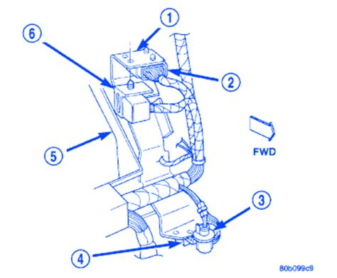 jeep sport   dash electrical circuit wiring