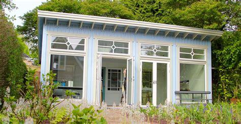 Klein Huisje Bouwen by Houten Huizen Bouwpakket Huisje Hout