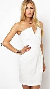 5 astuces pour bien porter une robe bustier bien habillee With robe de cocktail combiné avec pandora collier coeur