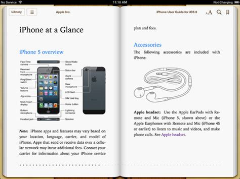 iphone 6 user manual the iphone 5 user guide now in ibookstore