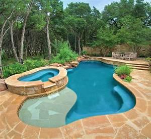 49 modeles piscine creusee en forme de rein archzinefr for Forme de piscine creusee