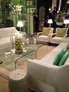 White, And, Applegreen, Room, Eichholtz, Maison, Et, Objet