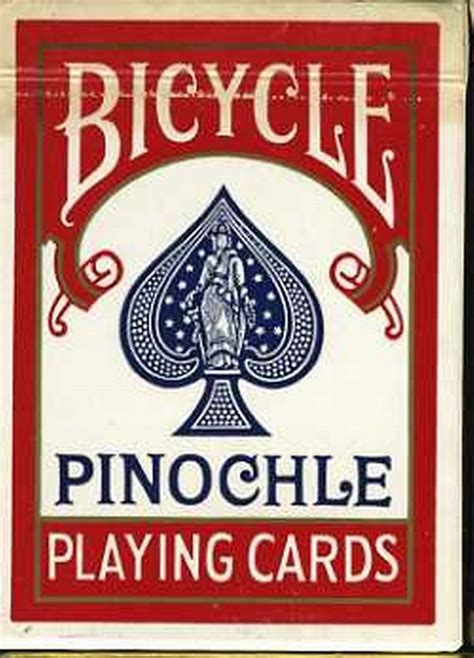 Free Pinochle Deck by Bicycle Pinochle Cards Ebay