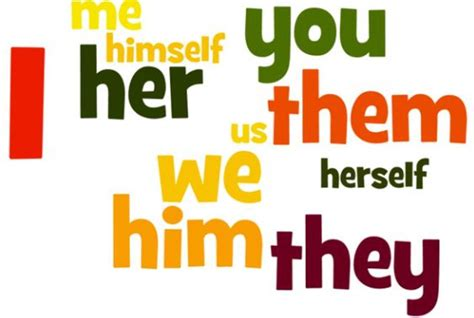 grammatical functions  pronouns owlcation