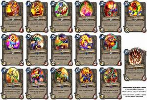Hearthstone: Yugioh Jurrac Cards by AbysLord on DeviantArt