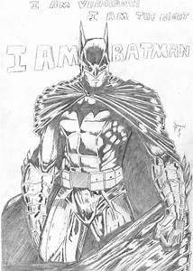 Batman, The Dark Knight by VenatorUnum on DeviantArt