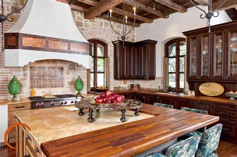 Spanish Style   Mediterranean   Kitchen   Austin   by