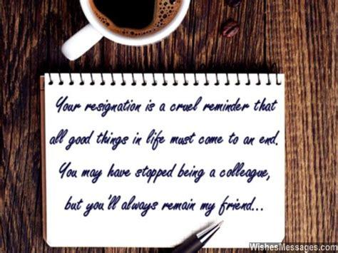 Bid Farewell A Touching Note To Bid Farewell To A Colleague Your