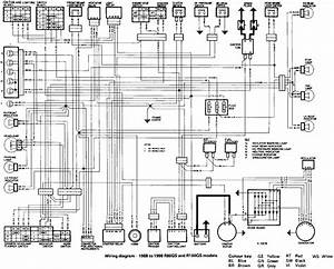 R 1150 Gs Electrical Circuit Diagrams