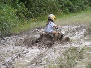Family riding in the mud... - ATVConnection.com ATV ...