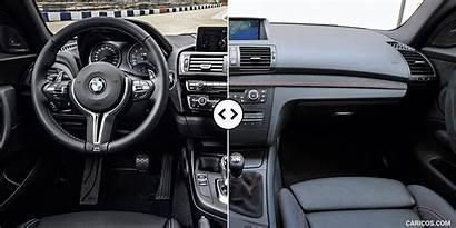 Bmw Series M2 Interior Cockpit Coupe Comparisons