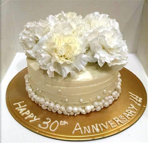 anniversary cake images 30th anniversary cake
